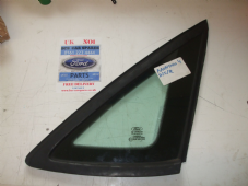 FORD MONDEO MK 4   REAR 1/4  WINDOW / GLASS  DRIVERS  SIDE  OSR  09 10 11 12 REG HATCHBACK